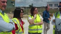 ACTO INAUGURAL DEL SERVICIO DE GAS NATURAL CANALIZADO EN CONIL DE LA FRONTERA
