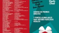 """CAMPAÑA DE NAVIDAD RASCA Y GANA """"REGALA CONIL"""""""
