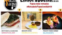 RESULTADOS RUTA DE LA TAPA 2019