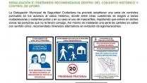 MEDIDAS DE PREVENCION CONTRA EL COVID19 RECOGIDAS EN EL PLAN DE  CONTINGENCIAS DE CONIL DE LA FRONTERA