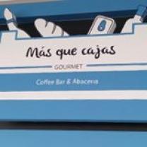 MAS QUE CAJAS COFFE BAR & ABACERIA