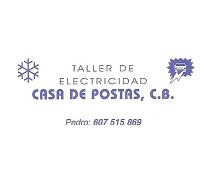TALLER DE ELECTRICIDAD CASA DE POSTAS C.B