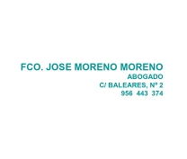 FRANCISCO JOSE MORENO MORENO