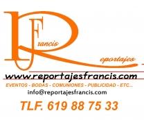 REPORTAJES FRANCIS