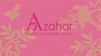 AZAHAR MODA Y COMPLEMENTOS